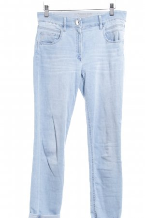 Zerres Stretch Jeans himmelblau Casual-Look