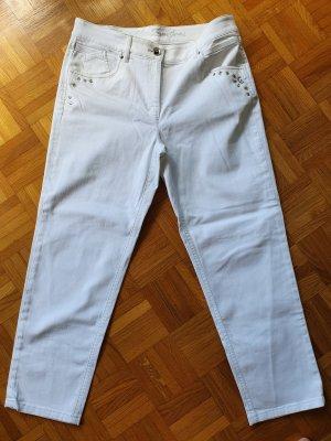 Zerres weisse Jeans