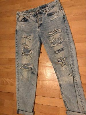 H&M Conscious Collection Jeans boyfriend multicolore