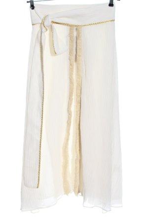 ZEus und alione Kopertowa spódnica biały-kremowy W stylu casual