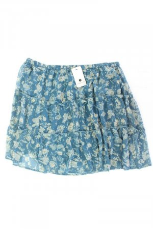 Jupe en tulle turquoise polyester