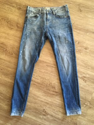Zhrill Jeans slim bleu azur