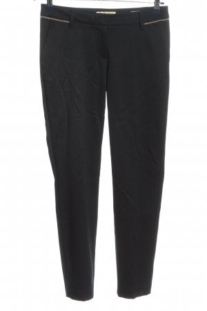 Zhrill Drainpipe Trousers black business style