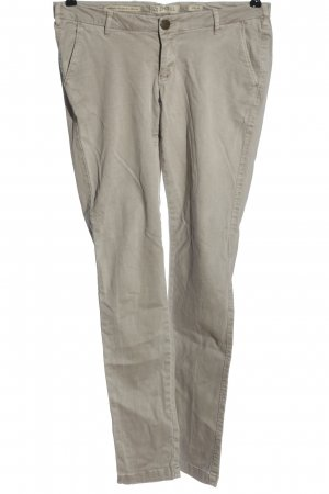 Zhrill Drainpipe Trousers light grey casual look