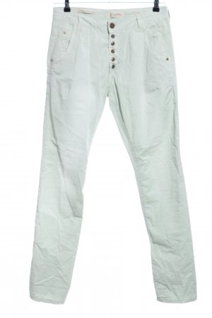 Zhrill Skinny Jeans türkis Casual-Look