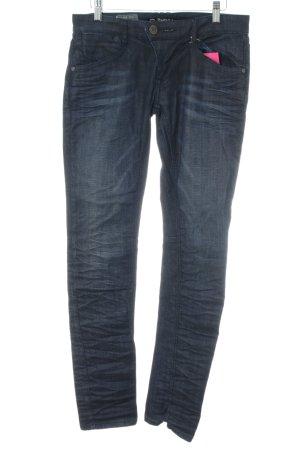 Zhrill Slim Jeans blau Casual-Look