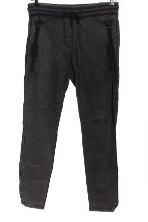 Zhrill Pantalon en jersey gris clair style décontracté