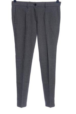 Zhrill Jersey Pants light grey weave pattern business style