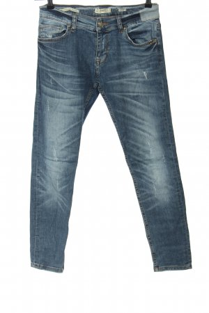 Zhrill Straight-Leg Jeans blau Casual-Look