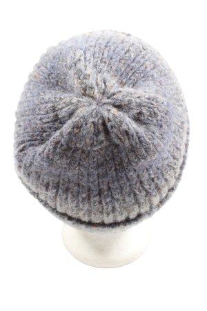 Ziener Bonnet en crochet gradient de couleur style décontracté
