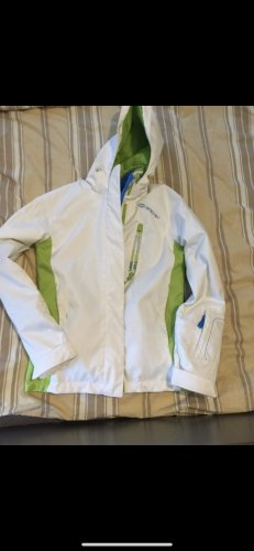 Ziener Outdoor Jacket white