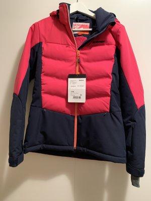 Ziener Skijacke Navy / Pink