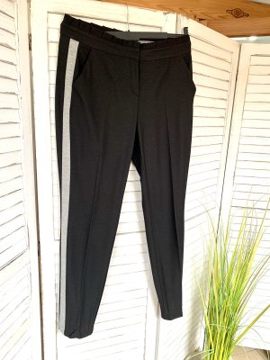 Comma Paperbag Trousers black-grey