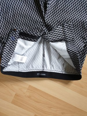 Jegging noir-blanc polyester