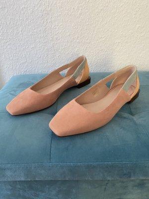 Zign Slingback Ballerinas multicolored leather