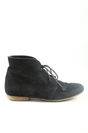 Zign Desert Boots schwarz Casual-Look