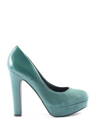 Zign High Heels türkis Casual-Look