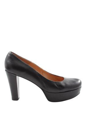 Zign High Heels schwarz Casual-Look