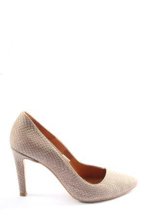 Zign High Heels creme Business-Look