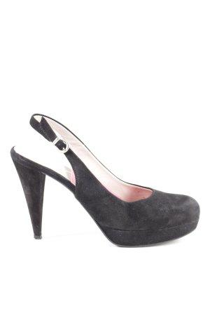 Zign High Heels schwarz Casual Look