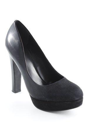 Zign Hochfront-Pumps schwarz Elegant