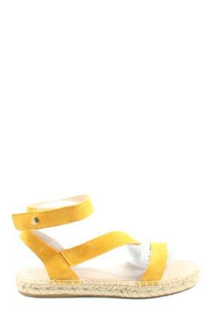 Zign Komfort-Sandalen blassgelb Casual-Look
