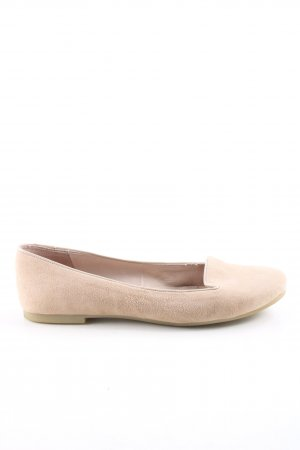 Zign Peep Toe Ballerinas cream casual look