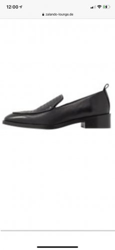 Zign Zapatos formales sin cordones negro