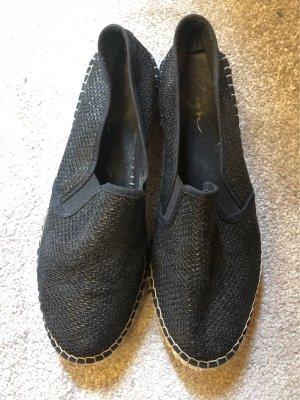 Zign Schuhe schwarz Glitzer Gr.37