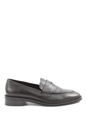 Zign Zapatos formales sin cordones marrón look casual