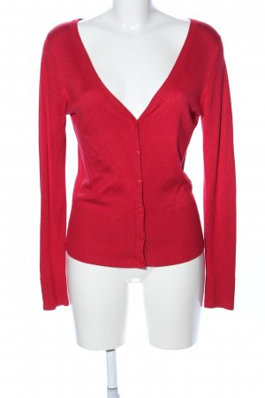 ZILCH Shirtjacke rot Casual-Look