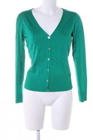 ZILCH Shirtjacke grün Casual-Look