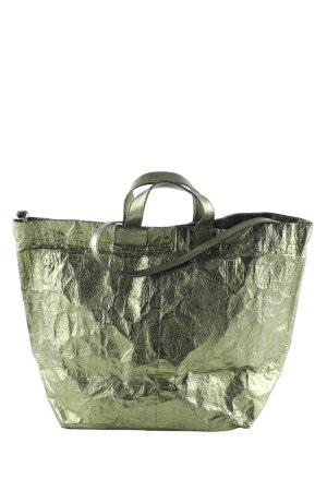 Shopper khaki Casual-Look