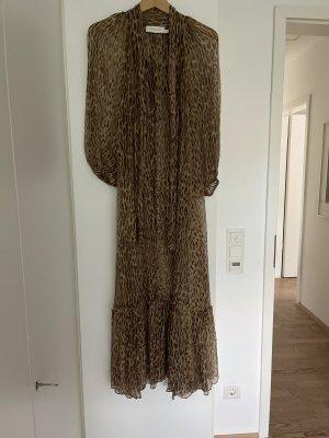 Zimmermann Kleid Seide Maxi