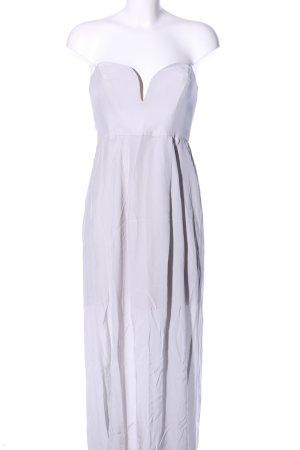 Zimmermann Maxi Dress light grey elegant