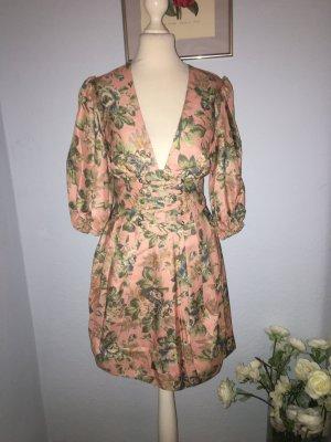 Zimmermann Schönes Kleid aus 100% Seide