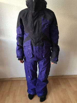 Zimtstern Anzug Snowboard Ski