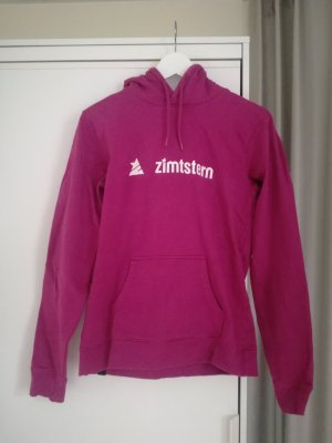 Zimtstern Pullover Pink lila women Größe S