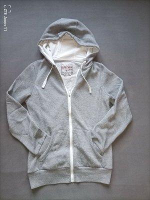 Sublevel Sudadera con capucha blanco-gris claro