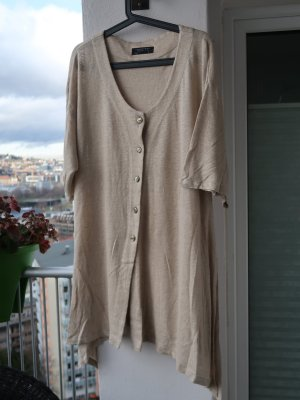 Blouse Jacket oatmeal linen