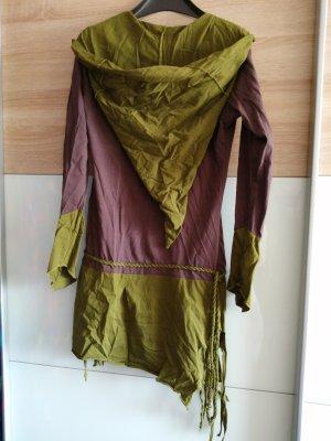 Vishes Sukienka tunika trawiasty