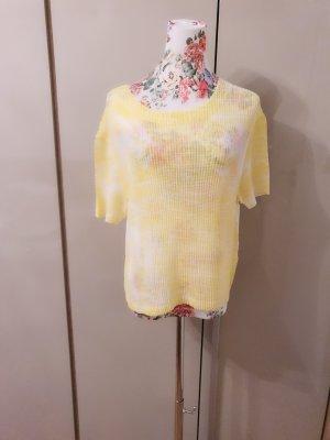 zitronengelbes Shirt Sandro Paris
