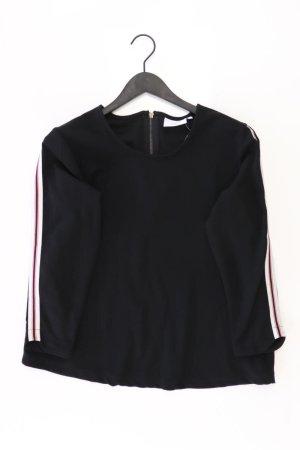Zizzi Longsleeve-Shirt Größe S Langarm schwarz aus Polyester