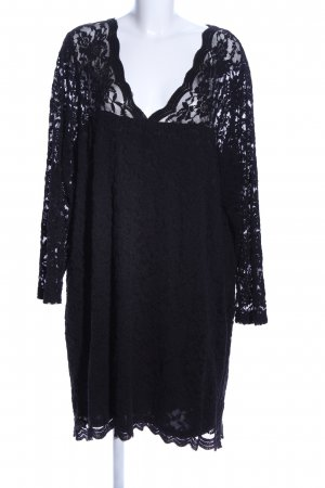Zizzi Lace Dress black elegant