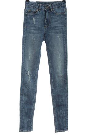 Zoe Karssen Tube Jeans blue casual look
