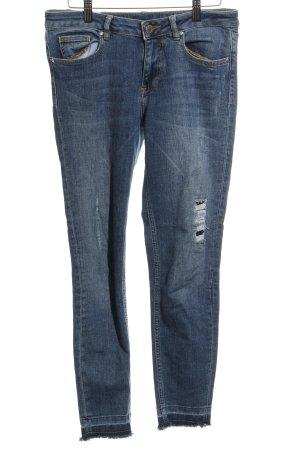 Zoe Karssen Skinny Jeans hellblau Casual-Look