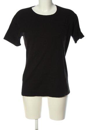 Zoe Karssen Camicia maglia nero stile casual