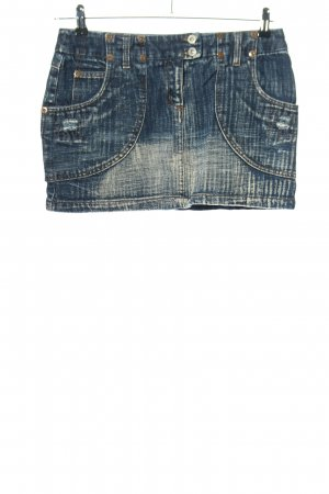 Zoe London Minirock blau Casual-Look