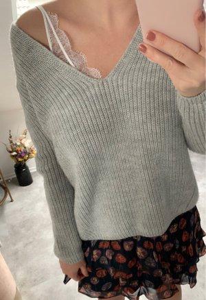Zoe Ona Maglione di lana multicolore