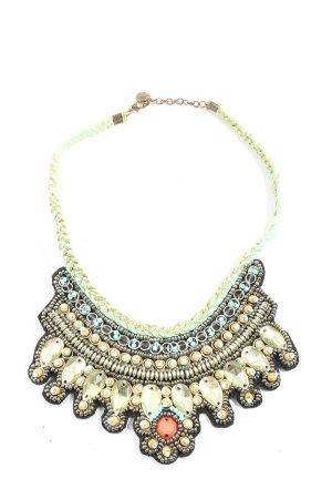zone bleue Collier Necklace multicolored elegant